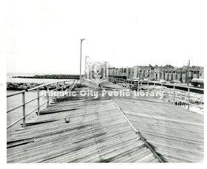 Boardwalk Destruction
